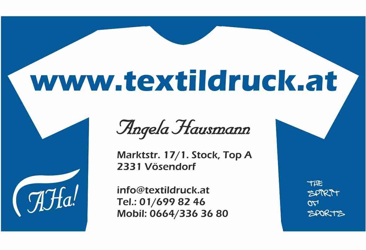 Visitenkarte-textildruck